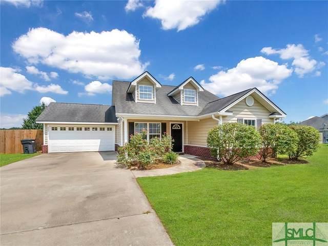 206 Parish Loop NE, Hinesville, GA 31313 (MLS #254167) :: Keller Williams Coastal Area Partners