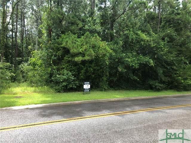 0 Palm Island Drive, Midway, GA 31320 (MLS #254168) :: Liza DiMarco