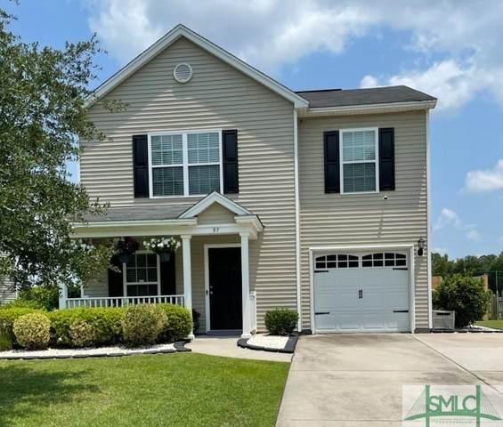 57 Hamilton Grove Drive, Pooler, GA 31322 (MLS #254171) :: The Arlow Real Estate Group