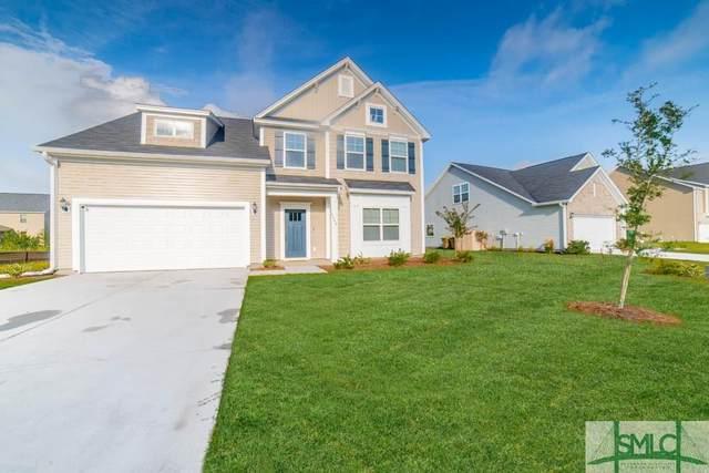 4499 Castleoak Drive, Richmond Hill, GA 31324 (MLS #254177) :: The Arlow Real Estate Group
