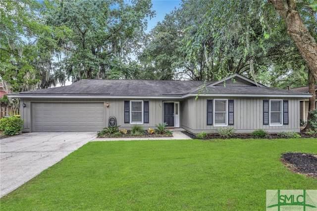107 S Nicholson Circle, Savannah, GA 31419 (MLS #254184) :: Coldwell Banker Access Realty