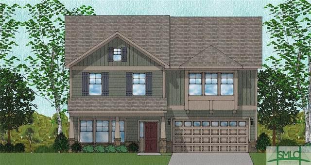 3823 Castleoak Drive, Richmond Hill, GA 31324 (MLS #254186) :: Heather Murphy Real Estate Group