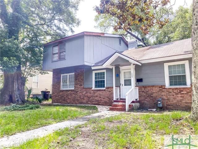 1307 E Waldburg Street, Savannah, GA 31404 (MLS #254187) :: McIntosh Realty Team