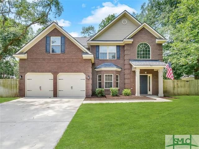 93 Veranda Trail, Midway, GA 31320 (MLS #254188) :: Heather Murphy Real Estate Group