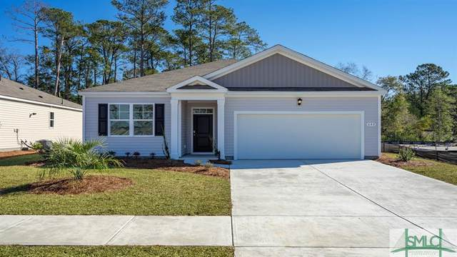 116 Fremont Lane, Pooler, GA 31322 (MLS #254193) :: The Arlow Real Estate Group