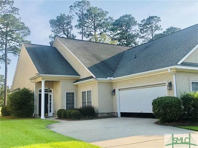 27 Weatherby Circle, Savannah, GA 31405 (MLS #254200) :: McIntosh Realty Team