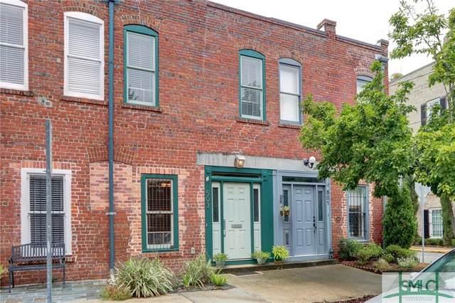 503 Tattnall Street, Savannah, GA 31401 (MLS #254202) :: eXp Realty