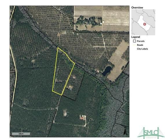 10 Acres Holly Hill Drive SE, Ludowici, GA 31316 (MLS #254205) :: Keller Williams Coastal Area Partners