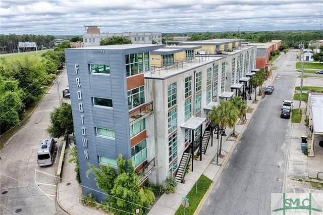 545 Berrien Street L, Savannah, GA 31401 (MLS #254206) :: Heather Murphy Real Estate Group