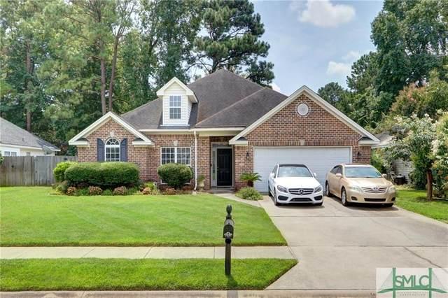 105 Wren Court, Savannah, GA 31419 (MLS #254207) :: Liza DiMarco