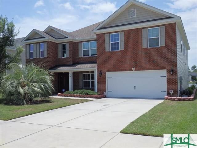 21 Litchfield Drive, Savannah, GA 31419 (MLS #254208) :: Keller Williams Realty Coastal Area Partners