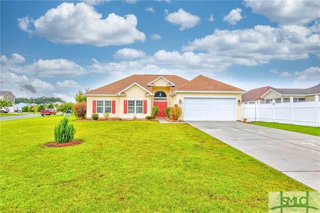 840 Hyacinth Circle, Guyton, GA 31312 (MLS #254211) :: Bocook Realty