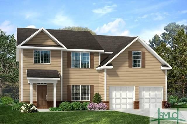 249 Brandonwood Road NE, Ludowici, GA 31316 (MLS #254212) :: Coastal Savannah Homes