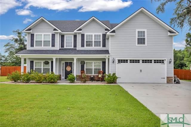 275 Timberland Circle, Richmond Hill, GA 31324 (MLS #254214) :: Coldwell Banker Access Realty