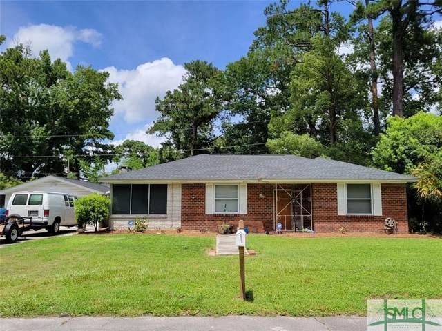 10 Chippewa Drive, Savannah, GA 31406 (MLS #254220) :: Bocook Realty