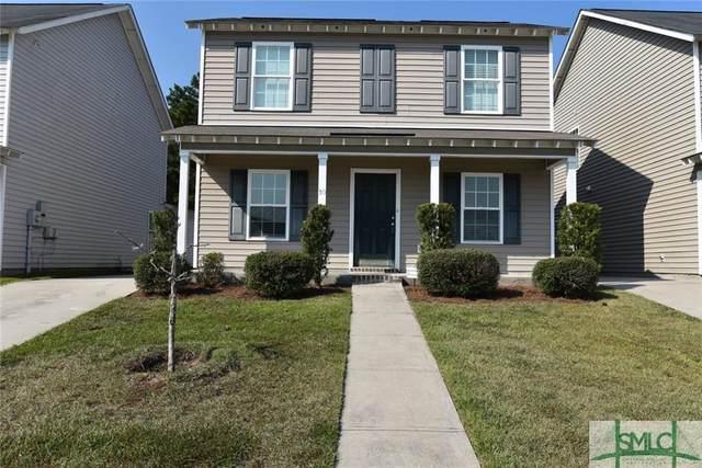 50 Ristona Drive, Savannah, GA 31419 (MLS #254230) :: Keller Williams Coastal Area Partners