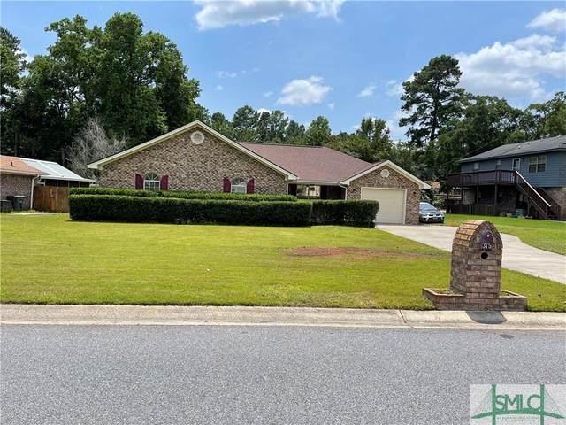 375 Meloney Drive, Hinesville, GA 31313 (MLS #254233) :: Bocook Realty