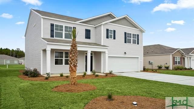 384 Wedge Circle, Richmond Hill, GA 31324 (MLS #254235) :: Heather Murphy Real Estate Group