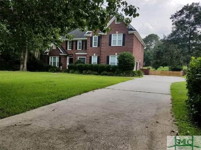 109 Wedgefield Crossing, Savannah, GA 31405 (MLS #254242) :: Keller Williams Coastal Area Partners