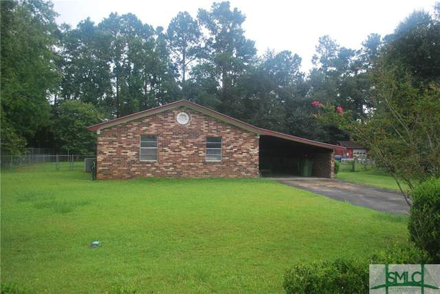 17 Dogwood Street, Hinesville, GA 31313 (MLS #254247) :: Coldwell Banker Access Realty