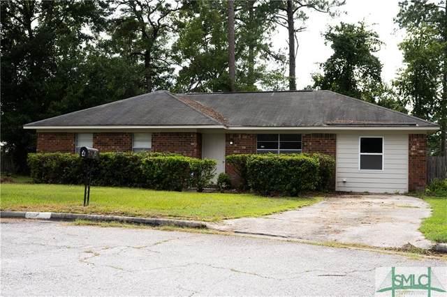 4 Hood Court, Savannah, GA 31406 (MLS #254250) :: Bocook Realty