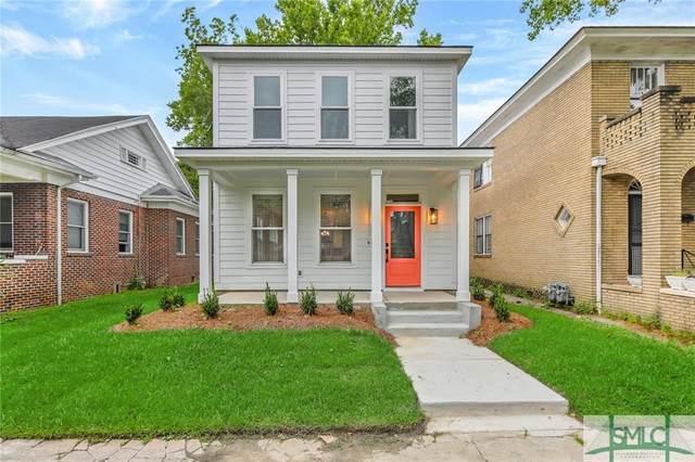 635 Hamilton Street, Savannah, GA 31401 (MLS #254255) :: Coldwell Banker Access Realty