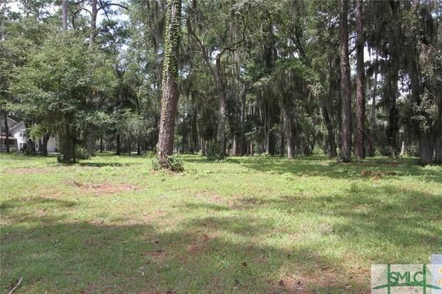 Lot 39 Sutherland Bluff Drive, Townsend, GA 31331 (MLS #254271) :: Teresa Cowart Team