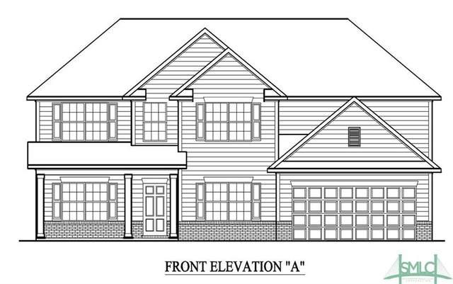 42 Brandonwood Road NE, Ludowici, GA 31316 (MLS #254272) :: Team Kristin Brown | Keller Williams Coastal Area Partners