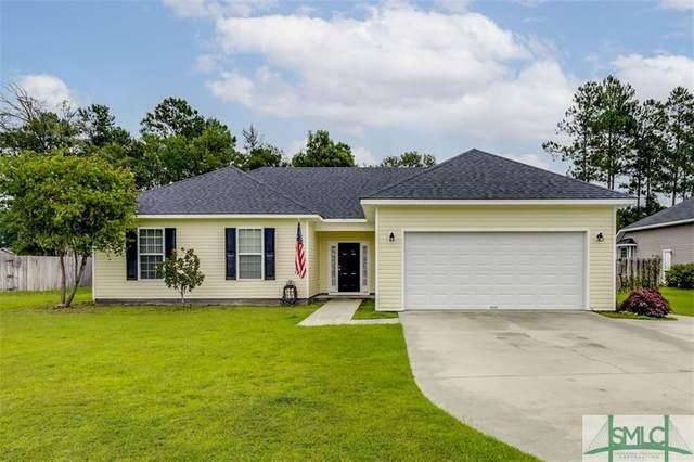 411 Chourre Lane, Guyton, GA 31312 (MLS #254277) :: Heather Murphy Real Estate Group