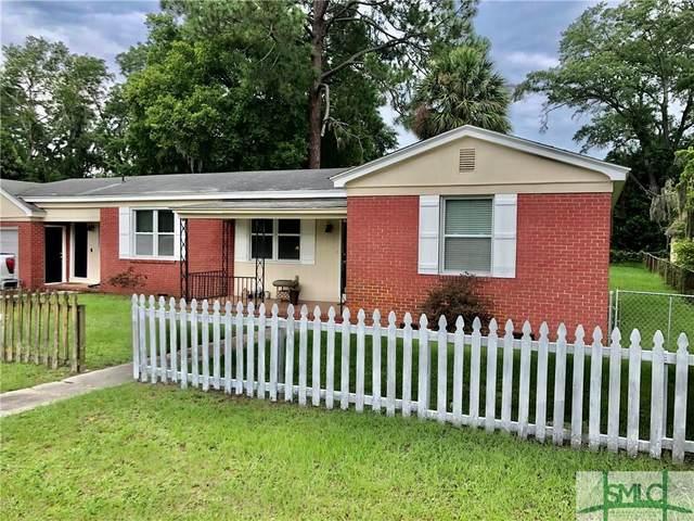1916 Skidaway Road, Savannah, GA 31404 (MLS #254280) :: Keller Williams Coastal Area Partners