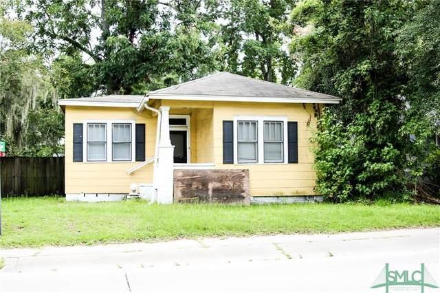 901 W 52nd Street, Savannah, GA 31405 (MLS #254281) :: Team Kristin Brown | Keller Williams Coastal Area Partners