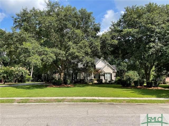 1 Cedar Point Drive, Savannah, GA 31405 (MLS #254282) :: Keller Williams Coastal Area Partners