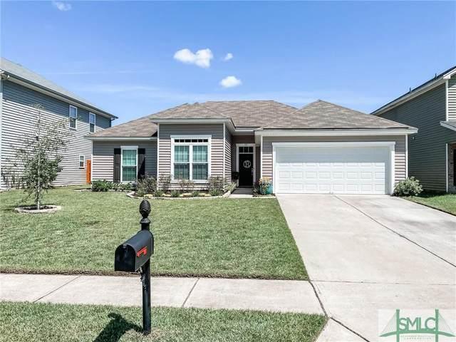 122 Spoonbill Circle, Savannah, GA 31405 (MLS #254292) :: Heather Murphy Real Estate Group