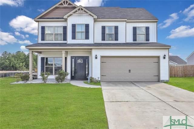 110 Sweetvine Lane, Guyton, GA 31312 (MLS #254296) :: Heather Murphy Real Estate Group
