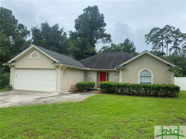 121 Old Dock Road, Savannah, GA 31410 (MLS #254297) :: Coldwell Banker Access Realty