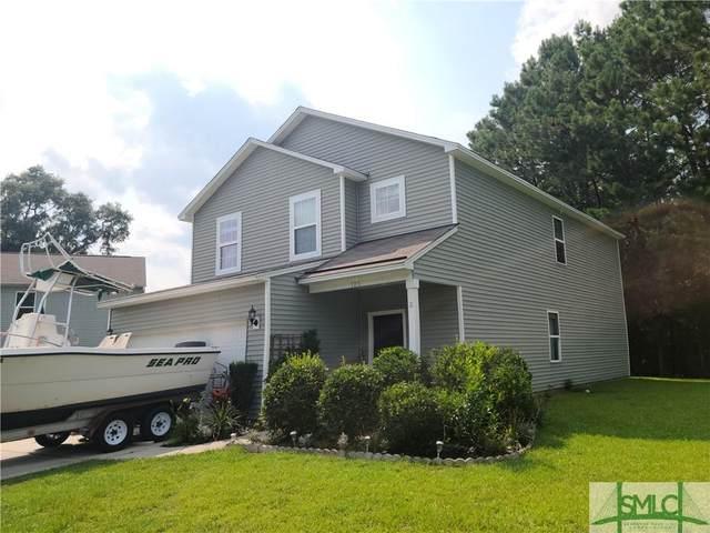 125 Hamilton Grove Drive, Pooler, GA 31322 (MLS #254299) :: The Sheila Doney Team