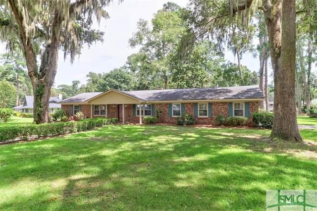319 Sullivan Drive, Savannah, GA 31406 (MLS #254306) :: Teresa Cowart Team