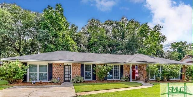 5 Barrington Circle, Savannah, GA 31419 (MLS #254308) :: Teresa Cowart Team