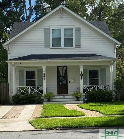 505 E 52nd Street, Savannah, GA 31405 (MLS #254310) :: The Sheila Doney Team