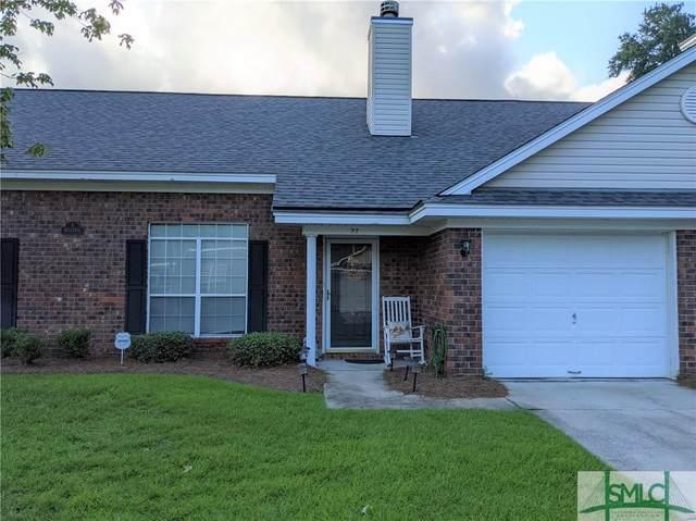 1159 Mohawk Street B-2, Savannah, GA 31419 (MLS #254315) :: Heather Murphy Real Estate Group