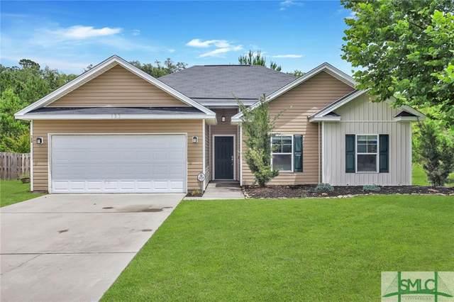 133 Mustang Drive, Guyton, GA 31312 (MLS #254323) :: Keller Williams Coastal Area Partners