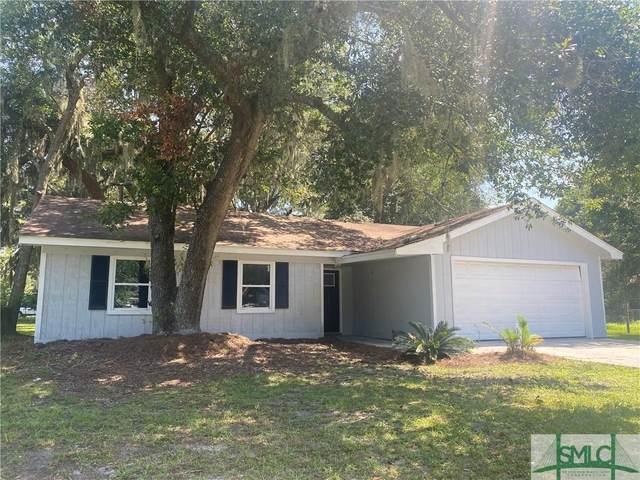 96 Von Stuben Court, Saint Marys, GA 31558 (MLS #254327) :: Heather Murphy Real Estate Group
