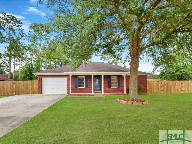102 Kentucky Derby Drive, Hinesville, GA 31313 (MLS #254330) :: Coldwell Banker Access Realty