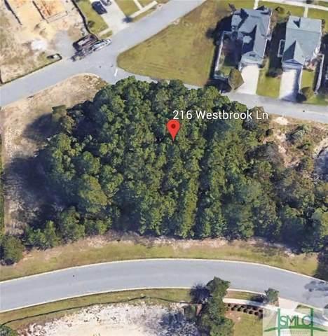 216 Westbrook Lane, Pooler, GA 31322 (MLS #254332) :: Coldwell Banker Access Realty