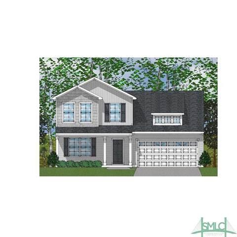 153 Tondee Way, Midway, GA 31320 (MLS #254341) :: Keller Williams Coastal Area Partners