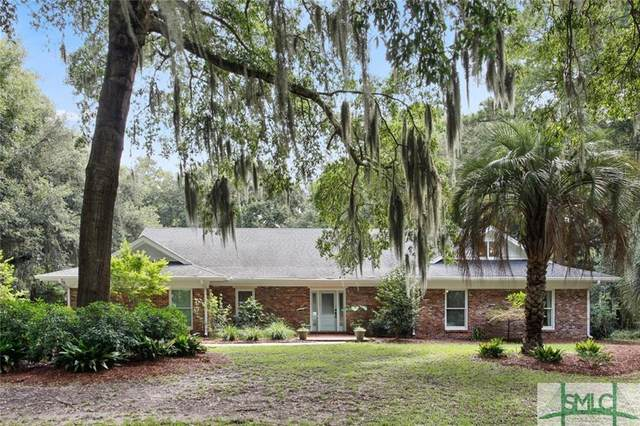 28 Mulberry Bluff Drive, Savannah, GA 31406 (MLS #254342) :: Coldwell Banker Access Realty