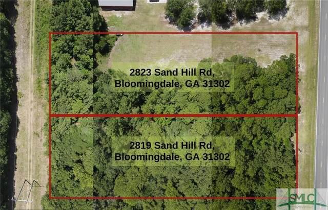 2819 - 2823 Sandhill Road, Bloomingdale, GA 31302 (MLS #254343) :: The Sheila Doney Team
