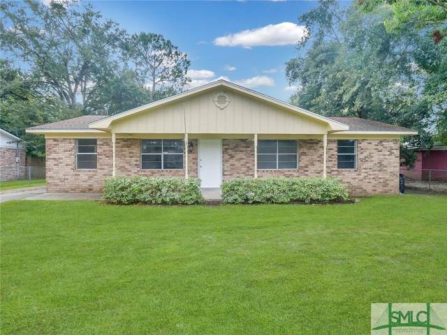 241 Deerwood Drive, Hinesville, GA 31313 (MLS #254347) :: Coldwell Banker Access Realty
