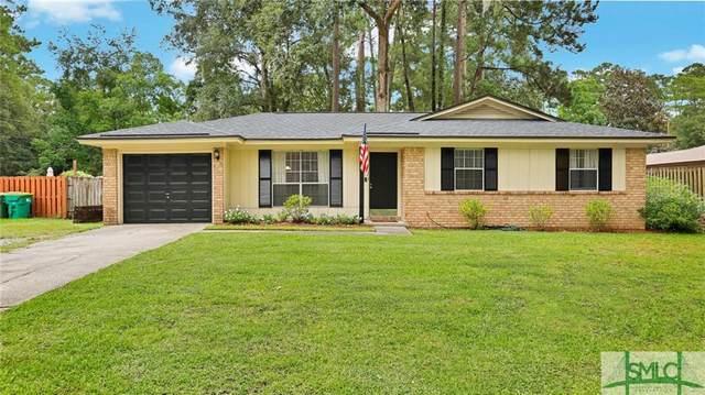 604 W Tietgen Street, Pooler, GA 31322 (MLS #254351) :: Coldwell Banker Access Realty