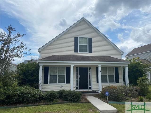 69 Godley Park Way, Savannah, GA 31407 (MLS #254363) :: Coldwell Banker Access Realty